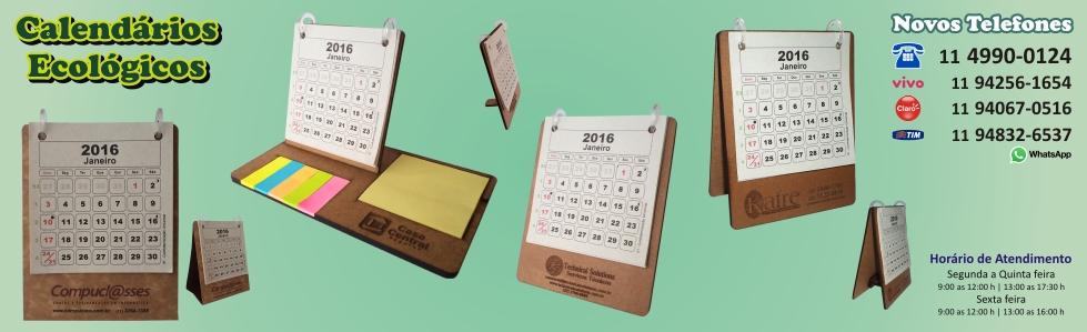 Calendarios Eco