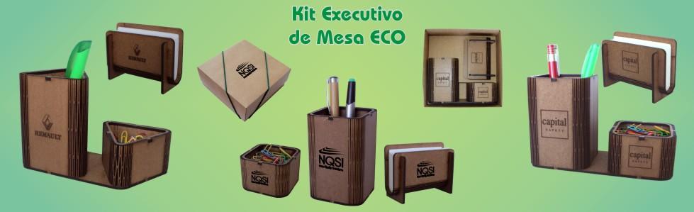 Kit Executivo de Mesa